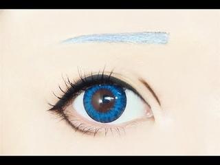 IA | Tutorial : Anime Eye Makeup 198