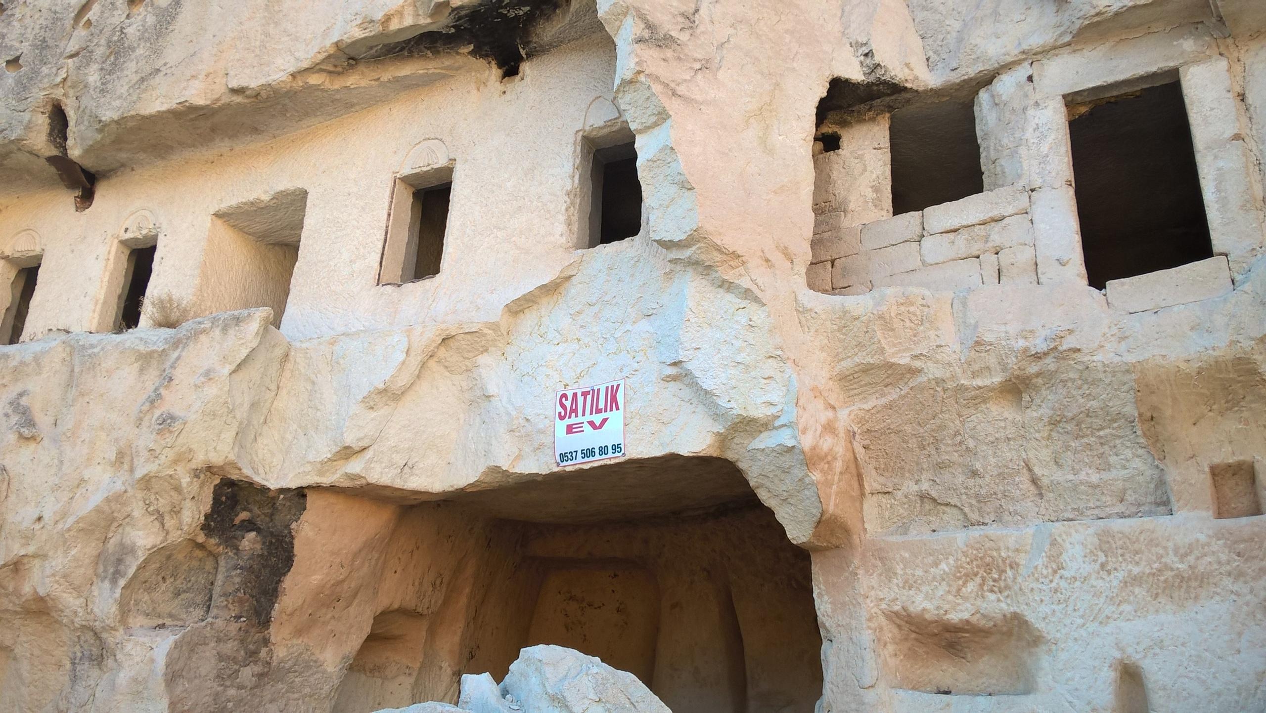 Дом продаётся в Каппадокии