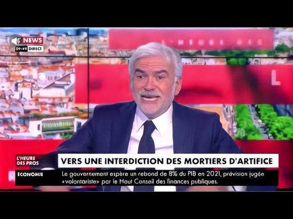 Pascal Praud s'en prend violemment à Libération