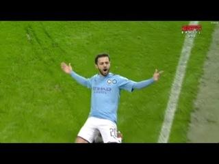Bernardo Silva vs Manchester United HD 720p (07/01/2020)