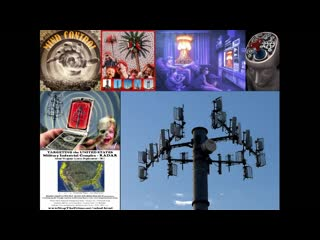 Luciferian elites are mind controlling/neuro monitoring  us new world order cell phone towers for brainwashing must see