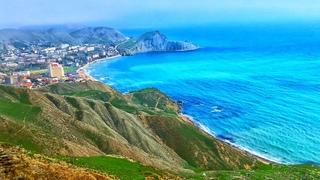 КРЫМ 2021 - Что вытворяет ПОГОДА. Долина СКИФОВ место в глубинке Крыма которое вы не ВИДЕЛИ.