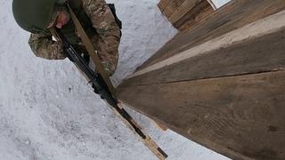 Чемпионат по тактической стрельбе среди силовиков в Мурманской области