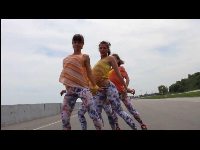 El Mediaco Feat Mr Vegas Penicilina REGGAETON choreography by Vika Kozyr Dance Studio Gianny's Beat