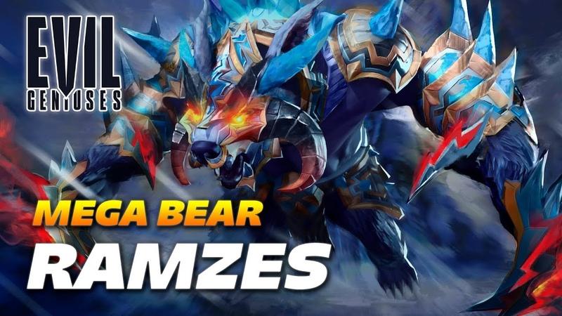 URSA Mega Bear Dota 2 Pro Gameplay