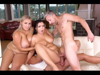 Krystal Swift aka Crystal Swift  Sofia Lee - Pummeled, Probed And Properly Pounded - Anal Sex DP Big Natural Tits Ass Porn Порно