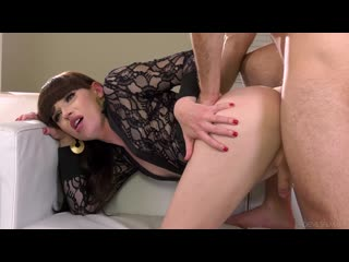 His First Trans Encounter - Natalie Mars & Dante Colle