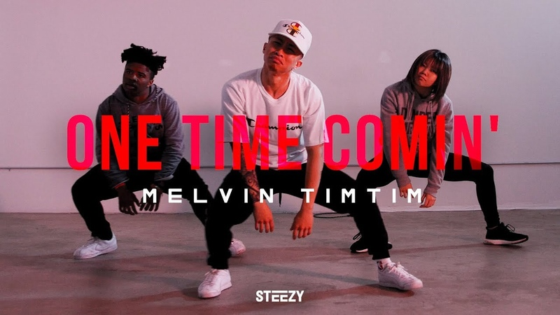 One Time Coming YG Melvin Timtim Choreography S Rank Advanced Class