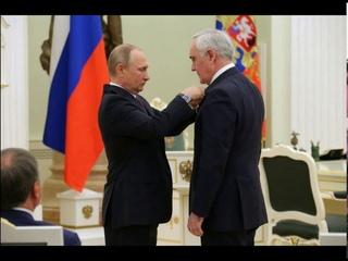 """Ризавди Исмаилов""""Доттаг1а"""".(Путин и Зязиков)г."""