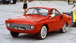 Спорткар Запорожец ЗАЗ Спорт-900. Редкий автомобиль СССР