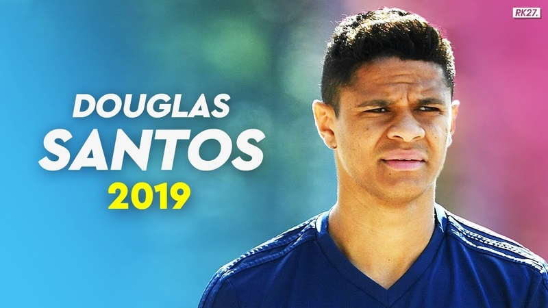 Douglas Santos – FC ZENIT Dribling, Skills, Passing - 201920
