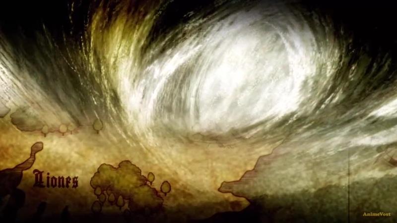 Семь Смертных Грехов 4 сезон 8 серия The Seven Deadly Sins Nanatsu no Taizai Fundo no Shinpan Русская озвучка