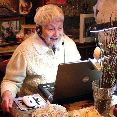 Бабушка CS-а