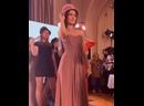 Moscow Fashion Week designer EDIS NATALIA