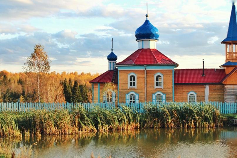Котова Полина «Храм во имя Архангела Михаила»