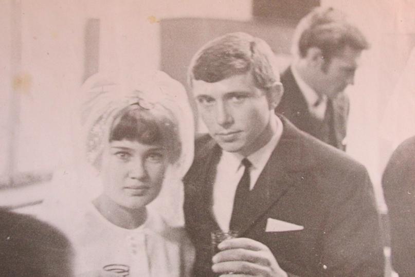 Родители Сергея Богатырева Ирина Алексеевна и Владимир Петрович