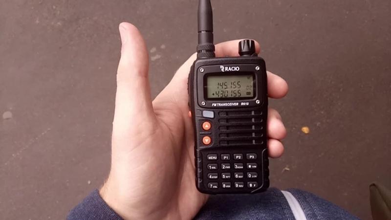 Обзор радиостанции Racio R610