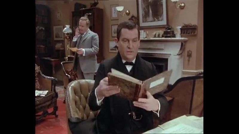 Сериал Приключения Шерлока Холмса Чертежи Брюса Паркинктона