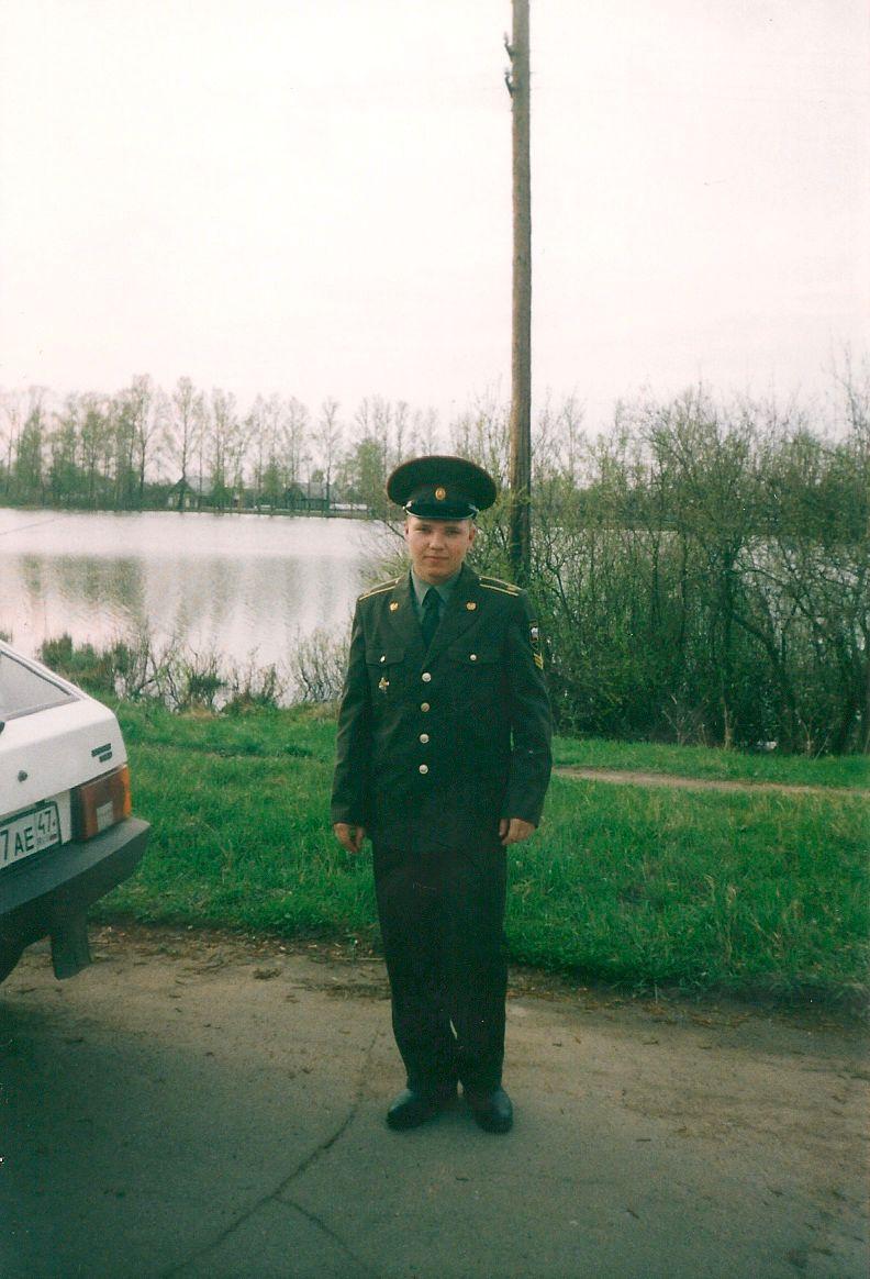 Александр, 37, Volosovo