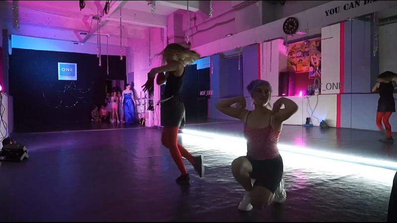 Видео от DF ONE DANCE and SPORT Сергиев Посад