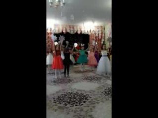 танец звездопад