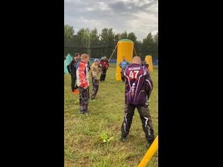 ГОРЬКИЙ PAINTBALL kullanıcısından video