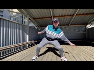 "Boris Ryabinin choreography   ""Badman Nuh Rudebwoy"" by Team Rush Hour"