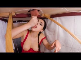 Valentina Nappi and Lauren Phillips - Secret Parlor Scandal [Massage, Handjob]