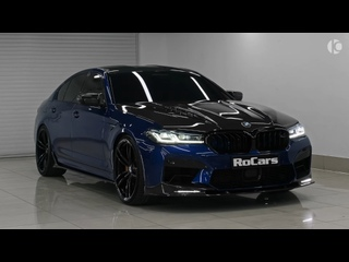 2021 Akrapovic BMW M5 Competition - ULTRA M5 from Ramon Perfomance