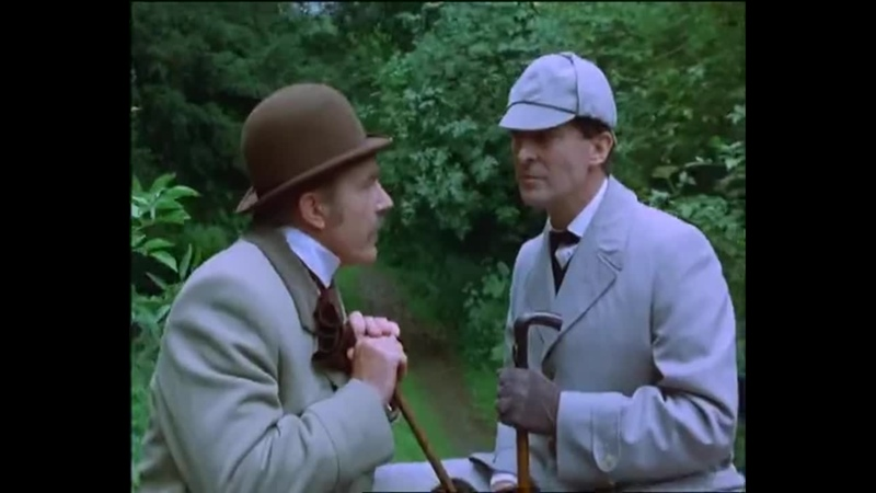 Сериал Приключения Шерлока Холмса The Adventures of Sherlock Holmes 4