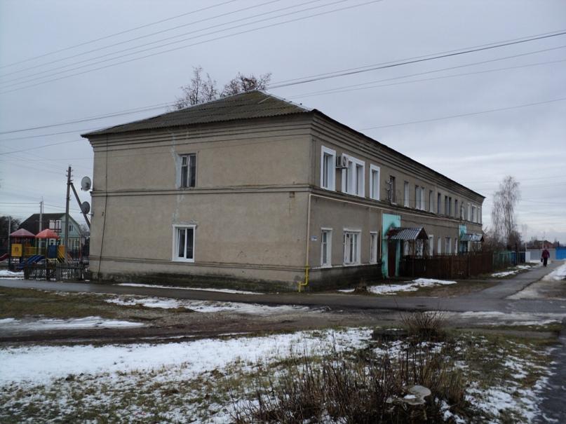 Типовая советская жилая архитектура 50-х годов в Белоомуте., изображение №27