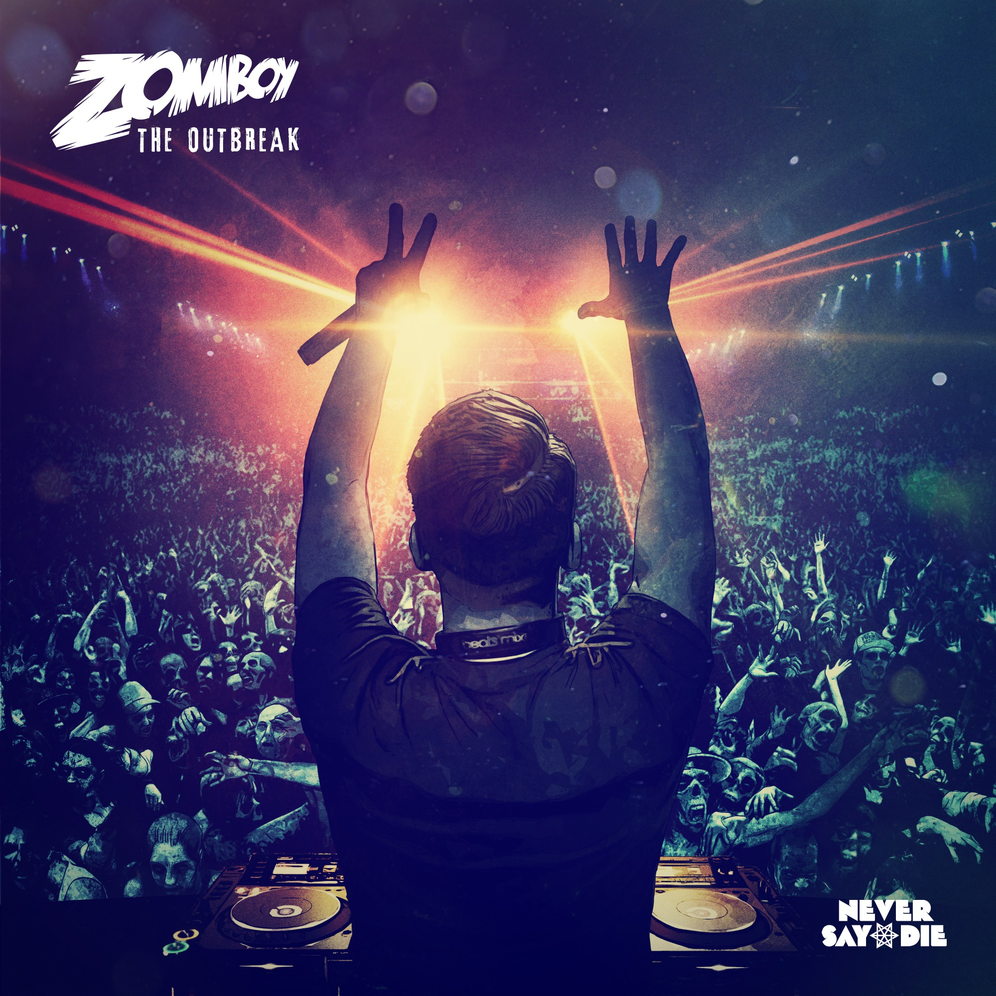 Zomboy album The Outbreak