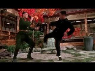 Финальная битва. Джет Ли против генерала. _ Кулак легенды _ Отрывок ►filmCut