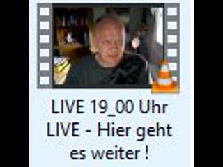 Live 19 00 Uhr Live - Hier Geht Es Weiter!..
