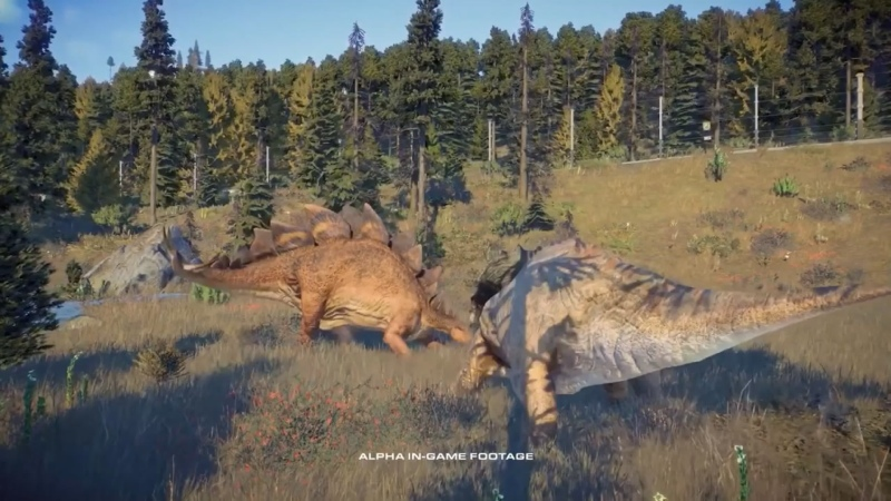 Видео от Jurassic World Evolution 2 Dominion
