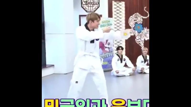 Yungi taekwondo