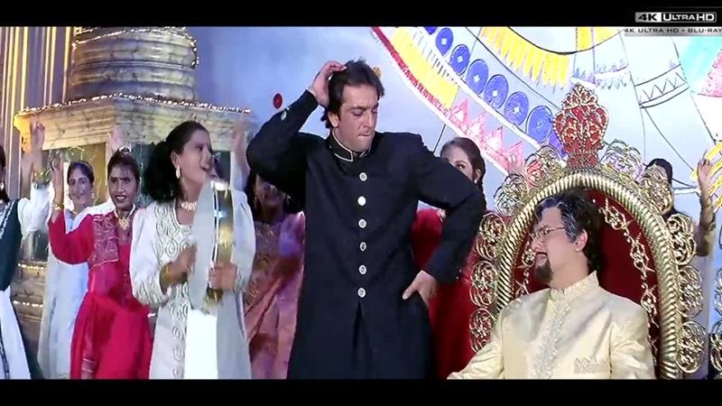 Dulha Bhi Lajawab Hai [ Haseena Maan Jaayegi 1999 ] Bollywood Songs [4K Ultra HD 2160p 1080p