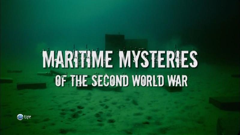 Подводные сокровища Морские загадки Второй мировой 1 серия из 3 HD 1080