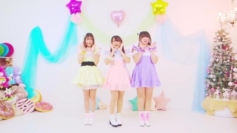 Pastelから Waku Waku Week 踊ってみた 3人組 Niconico Video sm36129839