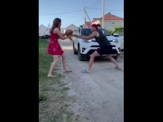 Moлoдeц деваха! ))