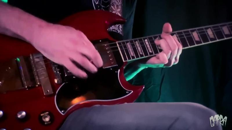Capra The Locust Preacher Guitar Playthrough 2021