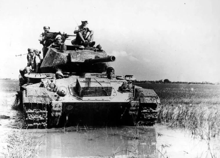 СС в Индокитае, или как нацисты воевали во Вьетнаме., изображение №1