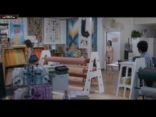 ENF, NiP, CFNF – проблемная девушка думает, что заходит в душ, но оказывается голой в магазине, где работает