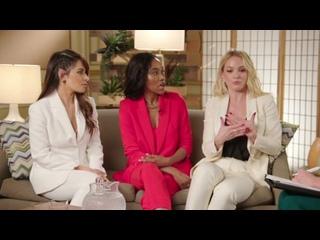 TCA Live with Sarah Shahi, Amanda Clayton and Lauren E. Banks (2019)