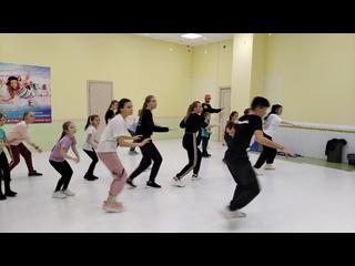Влад Генин в Орле/ Мастер-класс/ хип-хоп (2)
