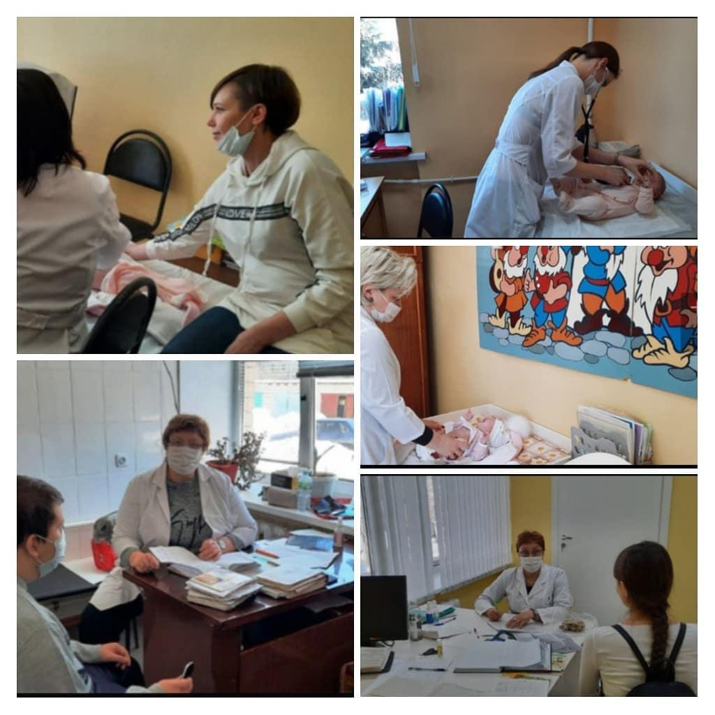 В минувший четверг, 25 марта, в Петровске провели приём специалисты детской областной клинической больницы - нефролог, эндокринолог, невролог, ортопед, кардиолог и врач функциональной диагнос