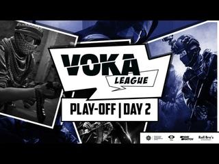 VOKA League CS:GO: Play-off #2