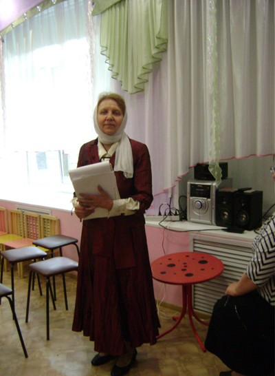 Нина Мальцева