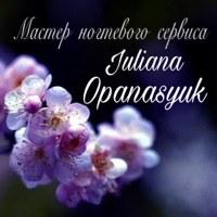 JulianaOpanasyuk