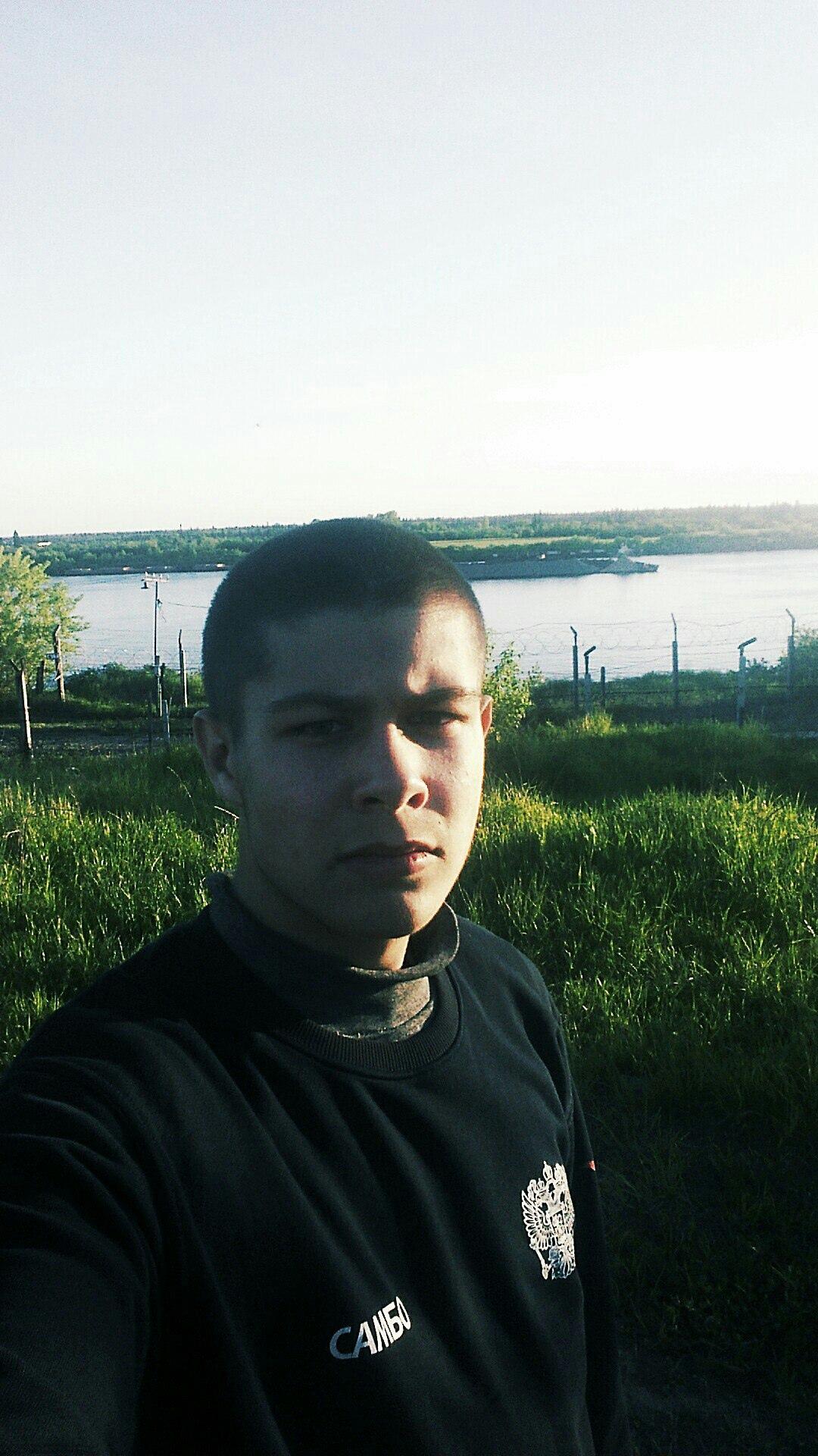 Александр, 21, Seversk